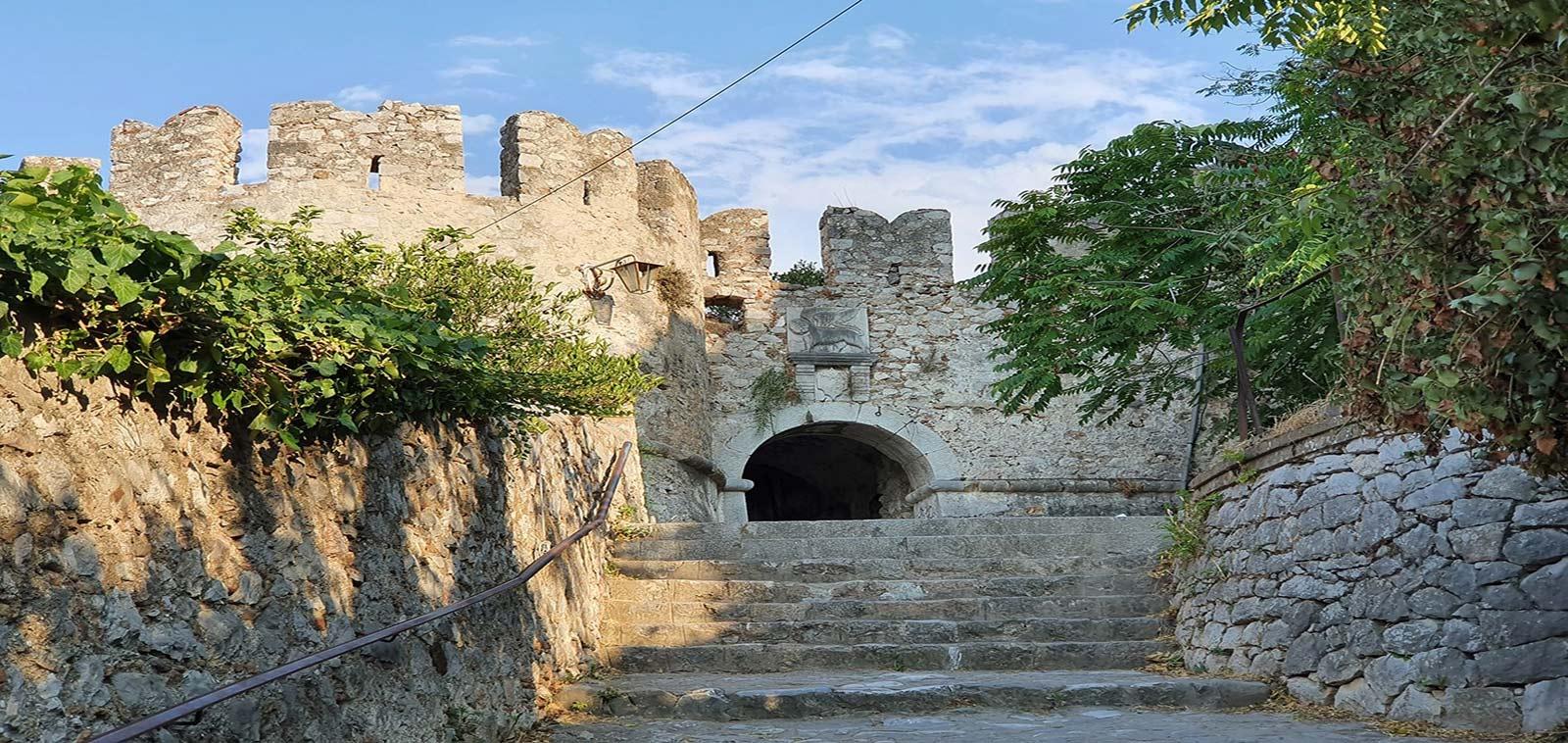 Day 4: Nafplio - Epidaurus - Mycenae - Ancient Corinth-Acrocorinth-Korinthos or Nafplio km 150  or km 100.