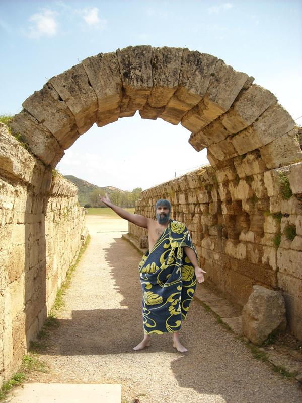 Day 5: Olympia - Nestor Palace - Chora - Pylos -  Kalamata Km 180.