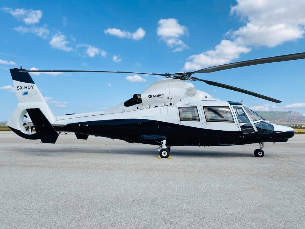 Helicopter types & information :