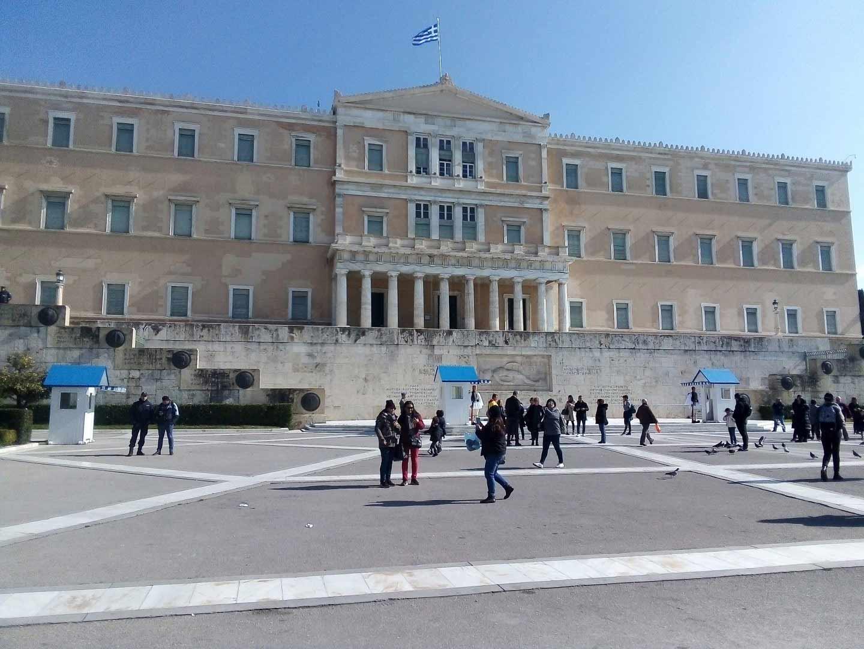 Day 14  : Kalamata - Athens (city tour) - Hotel km 260.
