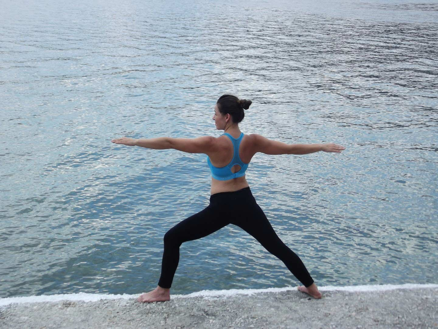 Day 5 : Kyparissi ( Climbing - small Hike - Yoga session).